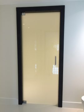 glass custom doors
